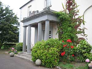 Bed and Breakfast Accommodation in Blanchville House : Whole House Rental of Blanchville or Rental of three self catering Holiday Homes : all within 5 minutes of Kilkenny city
